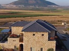 Tuscany get-away apartment, Daverat (рядом с городом Umm el Ghanam)