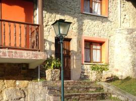 Casa Cecilia, Argolibio (Ponga yakınında)