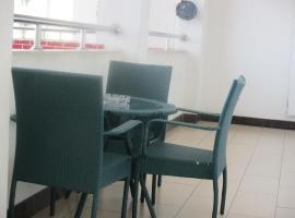 Hotel Chez Wou, Луанда (рядом с регионом Ingombota)