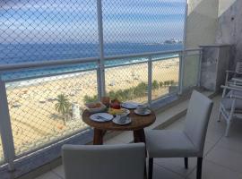 Leme Penthouse Copacabana Beach