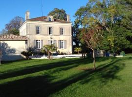 Au Clos Magnolia, Castillon-de-Castets