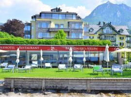 Hotel Brandauers Villen, Strobl