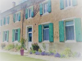 Un petit coin de paradis, Gluiras (рядом с городом Saint Maurice en Chalencon)