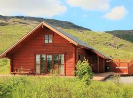 Geysir - Modern Log Cabin