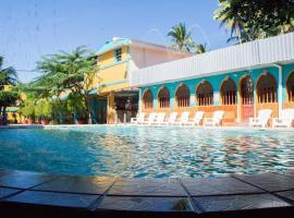 Hotel y Restaurante Leones Marinos, El Cuco