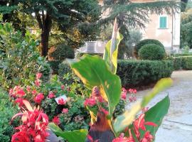 Villa di Papiano, San Baronto