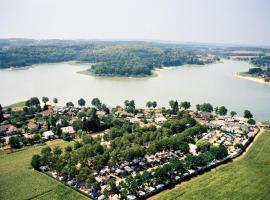 Kawan Village Camping Club Lac de Bouzey, Sanchey (рядом с городом Uzemain)