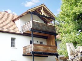Apartment Eisenach 1, Stedtfeld (Creuzburg yakınında)