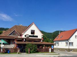 Penzion U Golema, Blansko (Lipuvka yakınında)