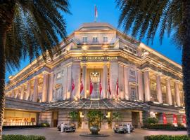 The Fullerton Hotel Singapore, Singapore