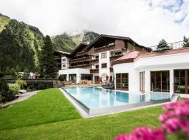 Verwöhnhotel Wildspitze, Sankt Leonhard im Pitztal