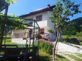 Bosnian Holiday Home, Saraybosna (Ljubovčići yakınında)