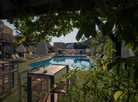 Fragiskos Hotel, Matala