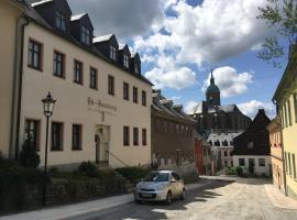 Hotel Alt Annaberg, Annaberg-Buchholz