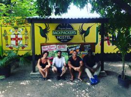 Backpackers Hostel, Kingston (Cherry Garden yakınında)