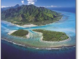 Dream Island, Moorea