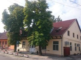 Bordany Hostel, Bordány