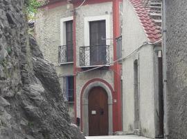 Il mercadante casa vacanze, Torraca (Tortorella yakınında)