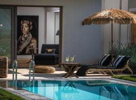 Sunvillage Malia Boutique Hotel and Suites, Малиа