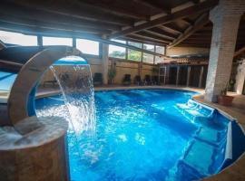 Hostal Rural & Spa Las Vistas, Pastrana (рядом с городом Zorita de los Canes)