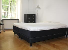 Spacious Room in Lund Center