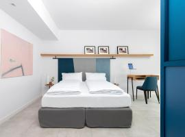 BnBiz - Coworking Hotel