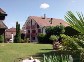 Bed and Breakfast Villa Hallau, Hallau
