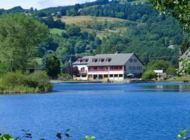 Le Lac Des Moines, Condat (рядом с городом Marchastel)