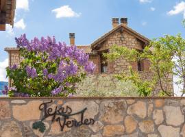 Tejas Verdes, Bohoyo (Horcajo de la Ribera yakınında)