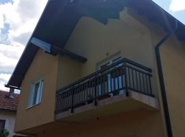 Vacation home Pazarić, Saraybosna (Ljubovčići yakınında)