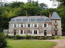 La Tour du Chambon, Brignac-la-Plaine