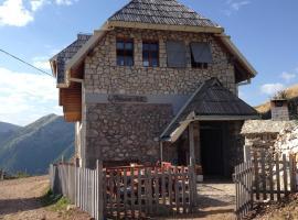 "Farm ville ""Natura AS"", Gornji Lukomir (Umoljani yakınında)"