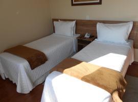 Hotel JWF, Piedade
