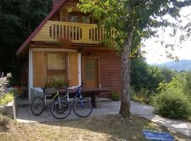 Holiday Home Vesna, Brod na Kupi (рядом с городом Skrad)
