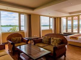 Palau Vacation Hotel