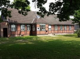 Pension Zur Eiche, Drebenstedt (Beetzendorf yakınında)