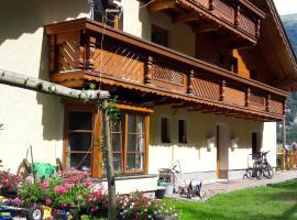 Appartementhaus Gastein / Haus Sammie