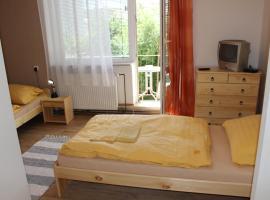 Apartman Lipova, Karlovy Vary (Jenišov yakınında)