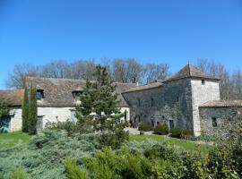 La Borie du Roc, Saint-Cernin-de-Labarde (рядом с городом Bouniagues)