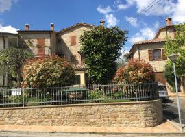 Appartamenti e Camere Il Poggio di D'Angeli Lidia, Auditore (La Casinina yakınında)