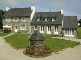 Lescoat Chambres d'hôtes, Plestin-les-Grèves (рядом с городом Tréduder)