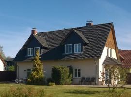 Kachlin Ferienhaus 5, Kachlin (Katschow yakınında)