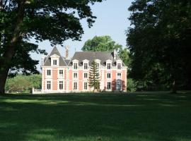 Chateau de Saint Germain, Saint-Germain-la-Campagne (рядом с городом Orbec-en-Auge)
