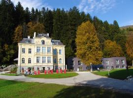 Villa Sonnwend National Park Lodge, Rossleithen (Windischgarsten yakınında)