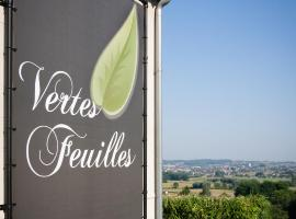 Vertes Feuilles, Saint-Sauveur (Ronse yakınında)