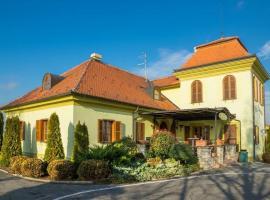 Zlatne Gorice, Varaždin Breg