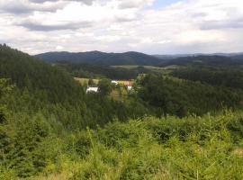 Chalupa na Valassku, Vlčková (Rusava yakınında)