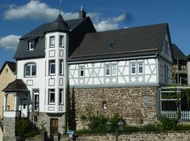 Apartments im Chateau d'Esprit, Höhr-Grenzhausen (Grenzau yakınında)