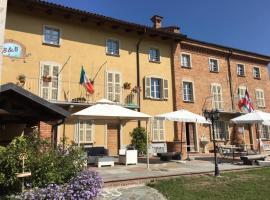 La Casa di Alice, Villa San Secondo (Montechiaro d'Asti yakınında)