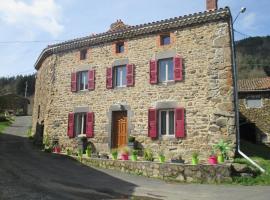 le gîte Clément, Auzat (рядом с городом Chilhac)